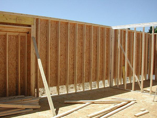 Stage stage autoconstruction maison construire sa maison for Osb exterieur pluie